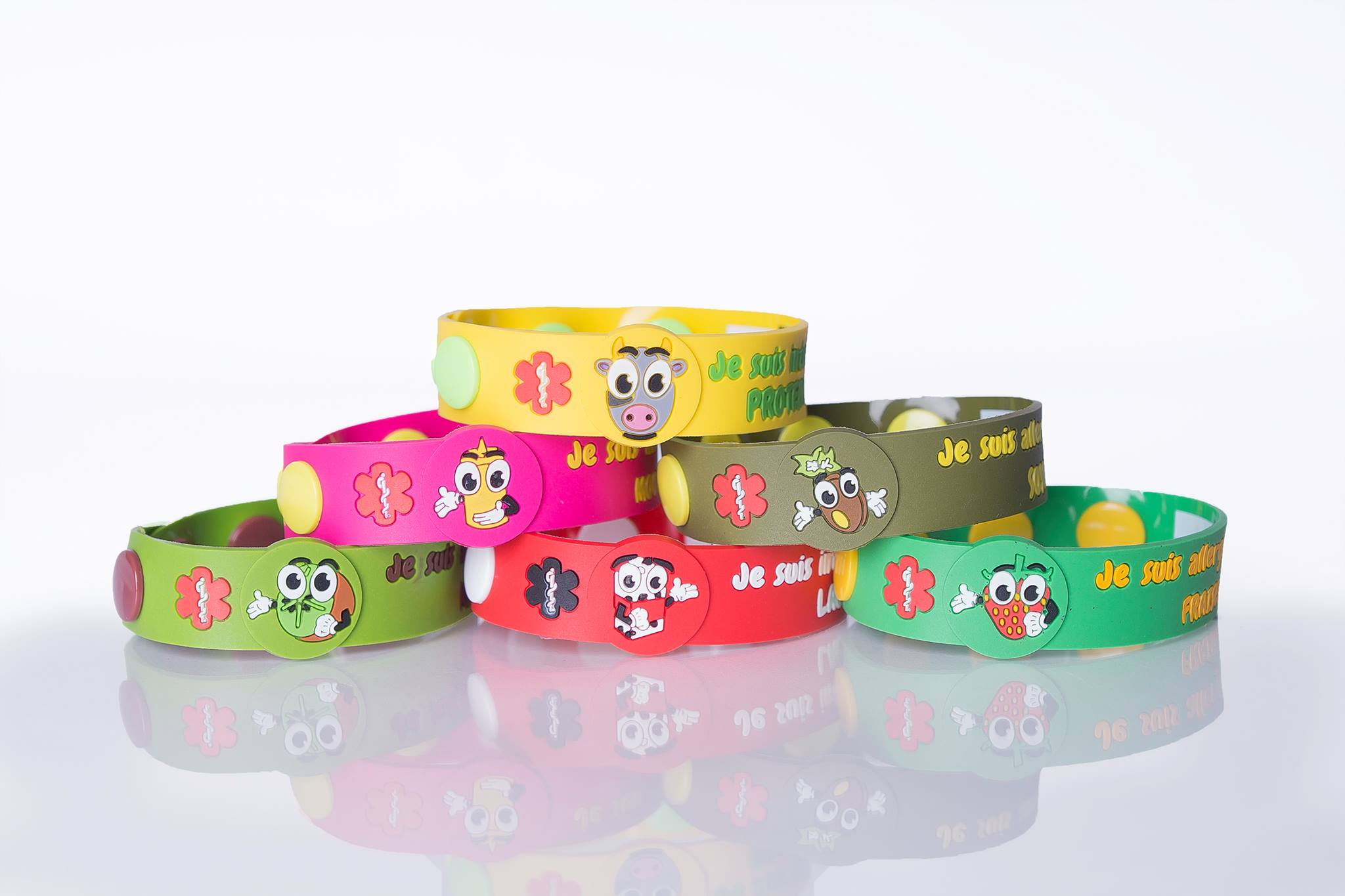 bracelet allergies alimentaires 1